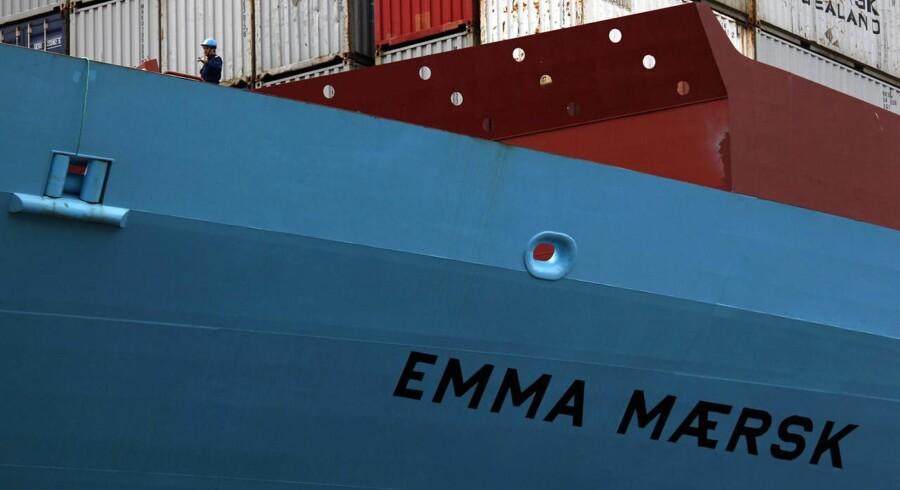 Maersk Insurance har afsat omkring 105 mio. kr. til skaden af containerskibet Emma Mærsk. Resten vil blive dækket af andre forsikringsselskaber.