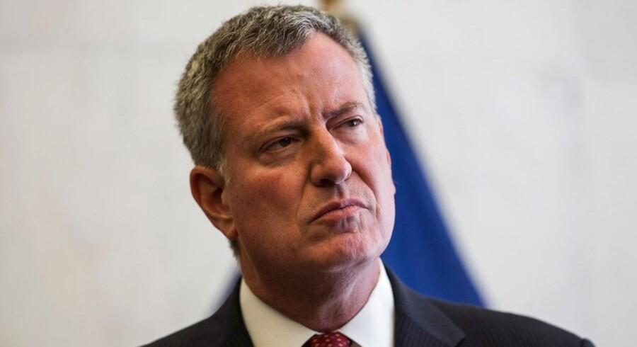 New Yorks borgmester Bill de Blasios byggeplaner afsløres ved årets udgang og imødeses med spænding. Men de forventes at omfatte 80.000 billige boliger.