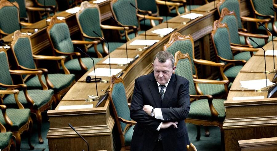 »Det er Folketinget mod befolkningen. Folketinget ønsker, at danskerne skal arbejde længere, men det vil befolkningen ikke,« siger adm. direktør i AP Pension, Søren Dal Thomsen.