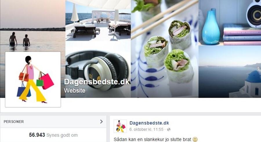 Dealsitet dagensbedste.dk er gået konkurs. Siden har de seneste dage har været under hård beskydning fra kunder, som ikke har fået deres varer.