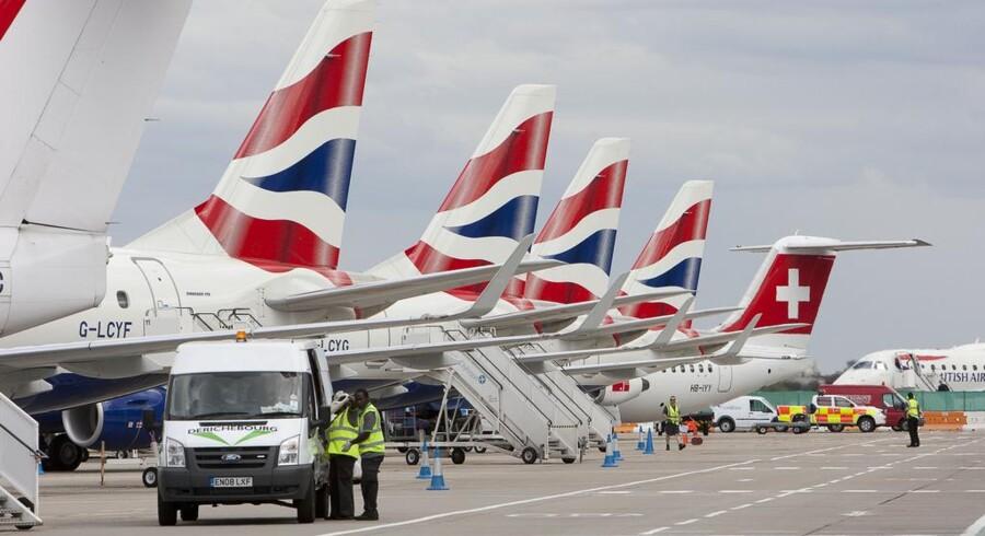 Talspersoner, der er bekendte med salget, udtaler, at lufthavnen kan ende med at blive solgt for omkring 2 mia. pund. Foto: Londoncityairport.com