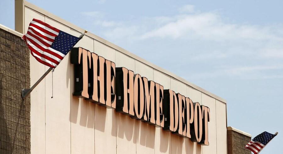 Home Depot forventer, at de amerikanske »gør-det-selv«-kunder fortsætter med at strømme til også i år. Arkivfoto.