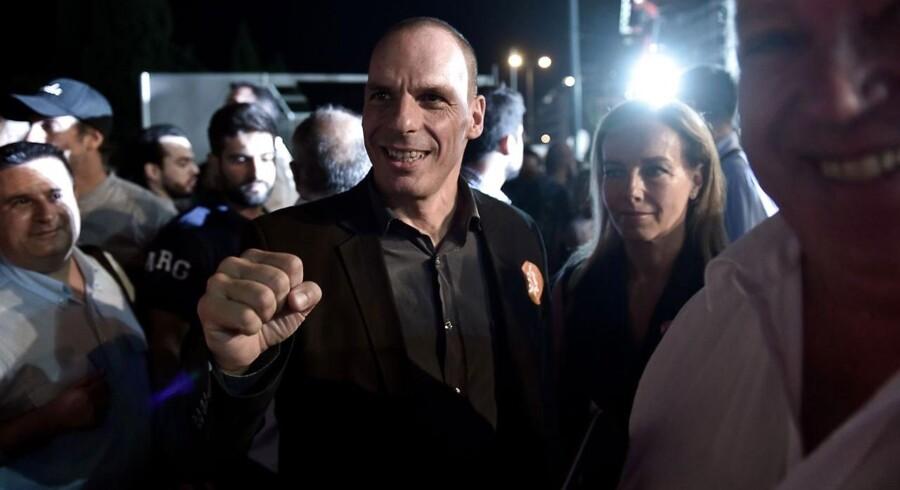Den græske finansminister, Yanis Varoufakis, kalder kreditorernes behandling af Grækenland for »terrorisme«.