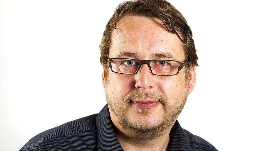 It-klummeskriver Sten Løck