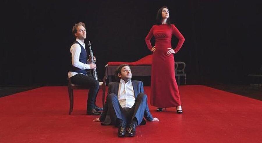 »The Fool« er et forfriskende pust på Takkelloftet i Operaen. Foto: Karoline Lieberkind