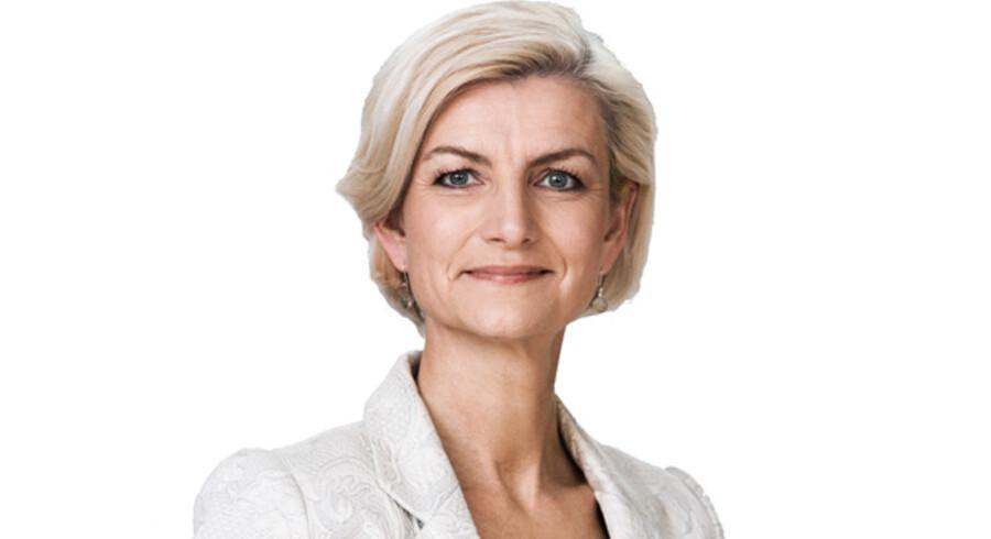 Ulla Tørnæs (V)