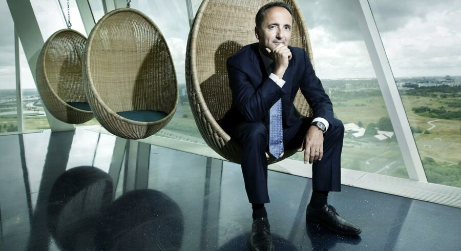 Jim Hagemann Snabe har et enormt netværk gennem sin toppost i den tyske softwaregigant SAP. Nu går han efter bestyrelsesposter. Foto: Mads Nissen