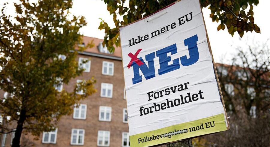 Ifølge en EU-forsker er 60 procent af tvivlerne borgerlige EU-skeptiske vælgere. De har været i tvivl, men nu har de fået tilstrækkelig med information til at kunne koble deres skeptiske EU-holdning til det, de skal stemme.