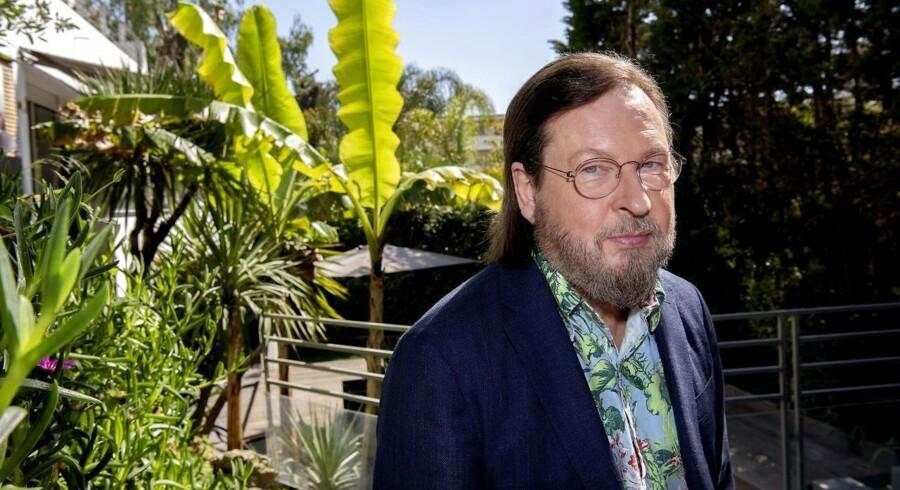 »Ondskab er et sindssygt svært ord, der hurtigt trækker i en religiøs retning, men ondskab findes, og så må vi finde ud af, hvad der ikke er acceptabelt, og hvor meget der er acceptabelt af den.« Filminstruktøren Lars von Trier fotograferet under årets filmfestival i Cannes.