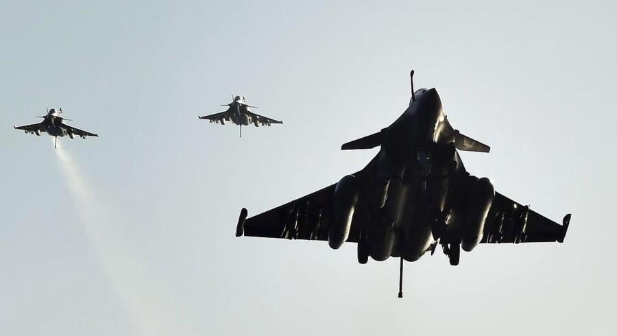 Onsdag er der afstemning i det britiske parlament om, hvorvidt Storbritannien skal indlede luftangreb mod Islamisk Stat i Syrien.