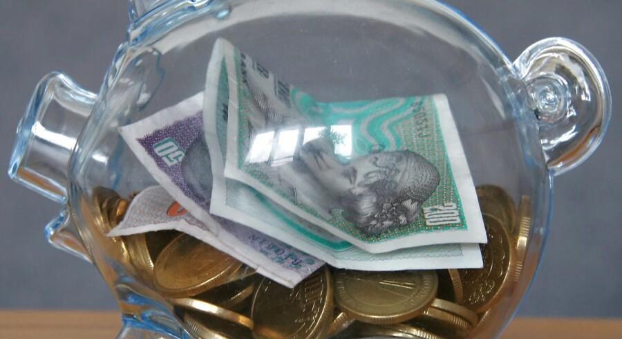 Netto rente- og gebyrindtægterne landede på 77,4 mio. kr., hvor de for et år siden var på 78,3 mio. kr.