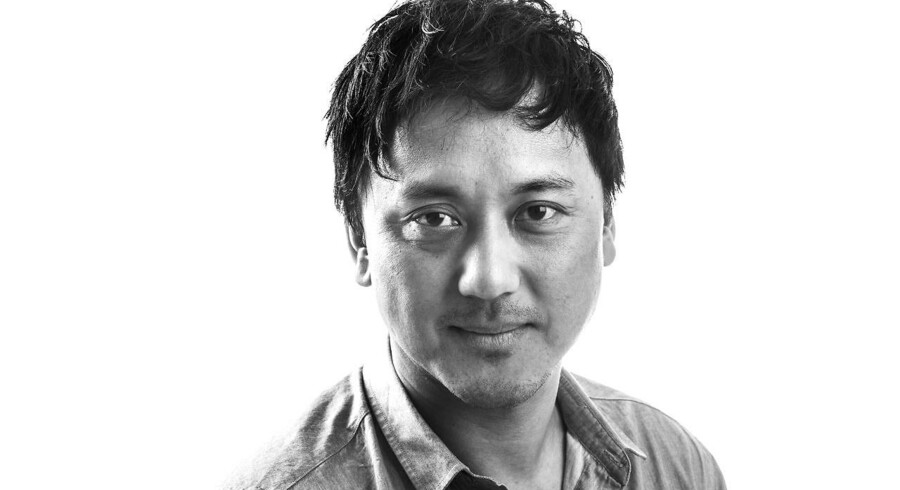 Journalist og chef for Berlingskes gravergruppe Lars Nørgaard Pedersen