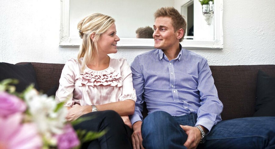 »Det er en ny puls, der har ramt de unge. De begynder tidligere at interessere sig for pension, « siger forbrugerøkonom i PFA, Carsten Holdum.