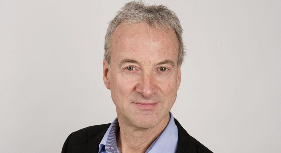 Jens Christian Hansen. Arkivfoto.