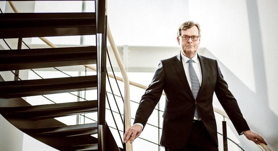 Michael Pram Rasmussen, bestyrelsesformand, AP Møller-Mærsk, bliver ligeledes formand for bestyrelses i Henning Larsen Architects.