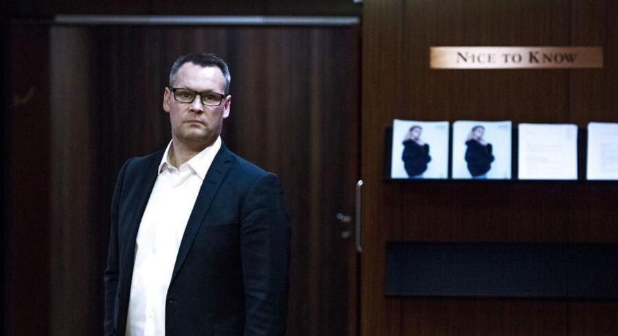 Kenneth Loberg bliver ny adm. direkter i Kopenhagen Fur i stedet for Torben Nielsen, der trækker sig tilbage efter 23 år på posten