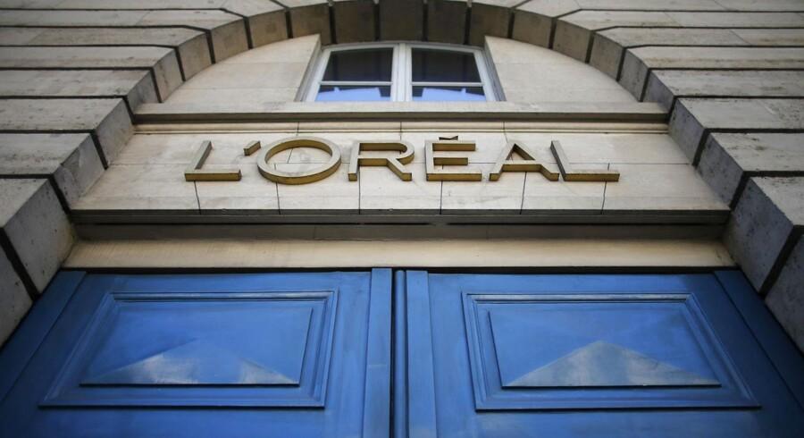Den franske sminkeproducent omsatte i 2013 for 23 mia. euro, svarende til godt 172 mia. kr.