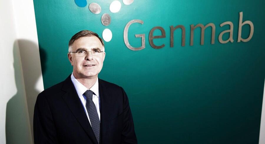 Genmabs topchef Jan van de Winkel.