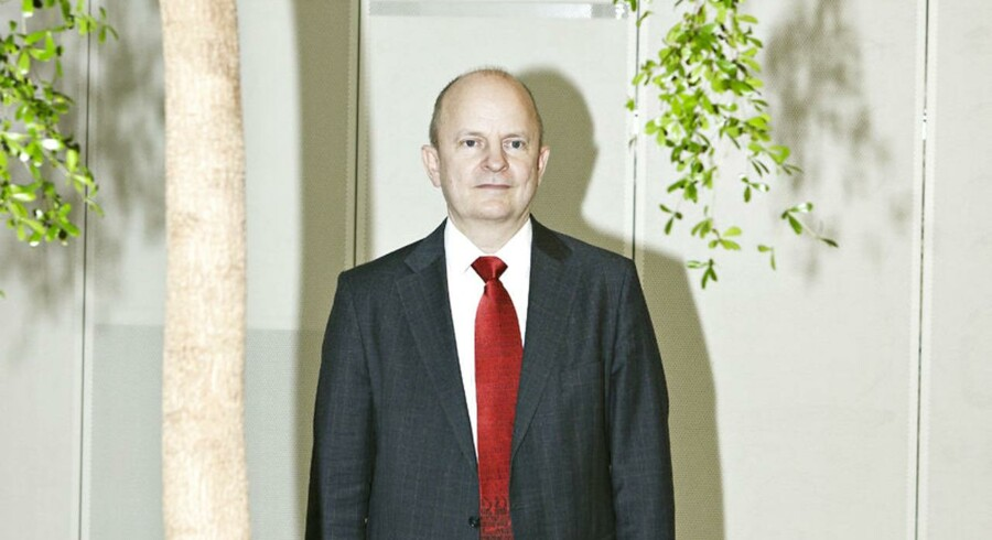 Monberg & Thorsen har udnævnt bestyrelsesmedlem Lars Goldschmidt til administrerende direktør med virkning fra den 16. april.