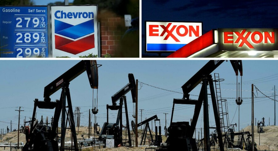 """Sammen med udenlandske kolleger går nogle af landets største pensionsselskaber i fælles front for at få oliegiganterne Chevron og Exxon til at forholde sig til klimaforandringer. """"Sådan får vi mest indflydelse"""", lyder det."""