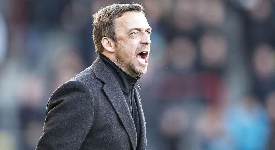 (ARKIV) Superligaklubben Hobro IK ansætter Allan Kuhn som ny træner.