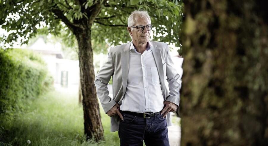 Ib Mardahl-Hansen udtalte under dagens afhøring en vis kritik af Niels Valentin ved flere lejligheder.