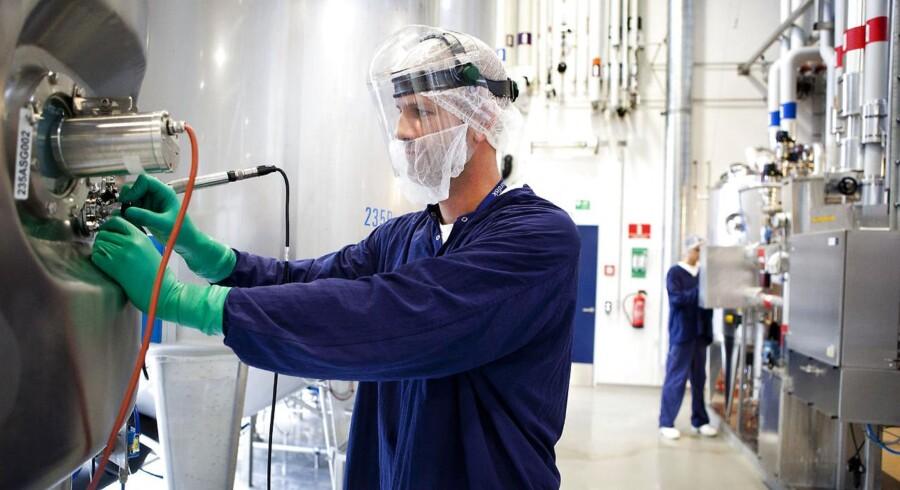 Novo Nordisk, Carlsberg og FLSmidth er blandt de danske C20-selskaber, som fra morgenstunden har kunnet læse regnskaber fra konkurrenter i udlandet, der er strømmet ind i en lind strøm.