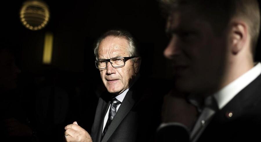 Leif Mikkelsen, Liberal Alliances medlem af Folketingets Indfødsretsudvalg, har ikke meget til overs for udlændingeminister Inger Støjbergs krav om, at 2.750 ansøgninger om dispensationer for dansk statsborgerskab skal genbehandles. Arkivfoto.