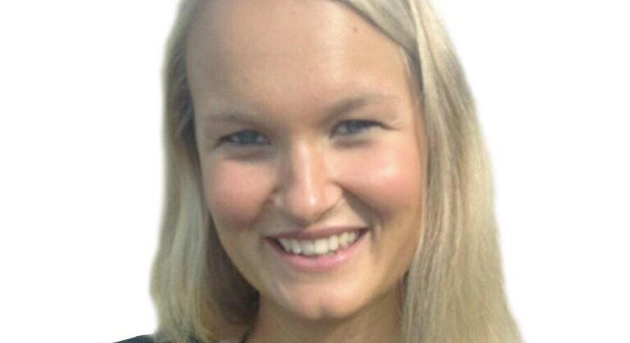 Cecilie Birch, kandidatstuderende på RUC.