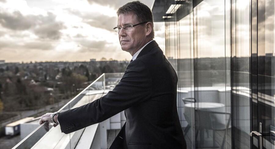 Novo Nordisk-direktør Lars Rebien køber op i Måløv, hvor medicinalgiganten i forvejen er i gang med et stort byggeprojekt.