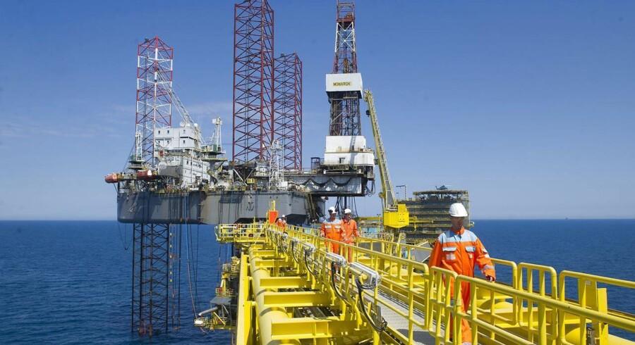 »Det en svær beslutning for en hvilken som helst virksomhed,« siger adm. direktør i Maersk Oil, Jakob Thomasen om fyringerne.