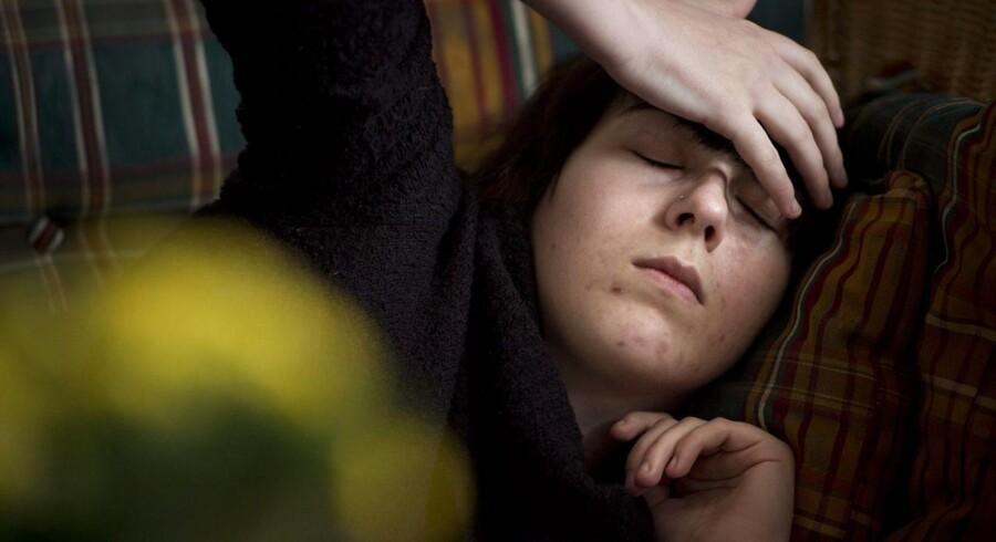 ARKIVFOTO. En europæisk bivirkningskomité skal give en ekstra vurdering af HPV-vaccine. Astrid er en af de piger, der er blevet syg samtidig med at have fået HPV-vaccinen.