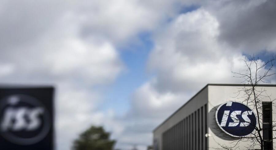 ISS hovedkvarter i Søborg