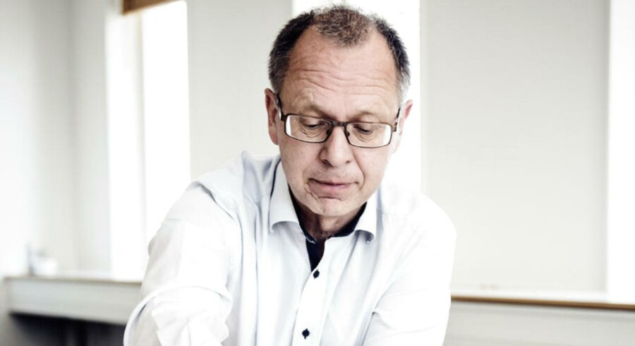 Hans-Bo Hylding er direktør og medejer af ejendomsprojektmageren FB Gruppen, som har bygget boliger for efterhånden mange hundrede millioner kroner.
