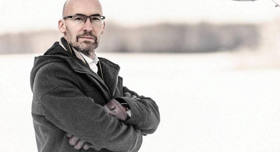 55-årige Carsten Toft Boesen er direktør i det rådgivende ingeniørfirma Niras. Nu skal han også sidde på formandsposten i ingeniørforeningen FRI. Foto: Jeppe Carlsen