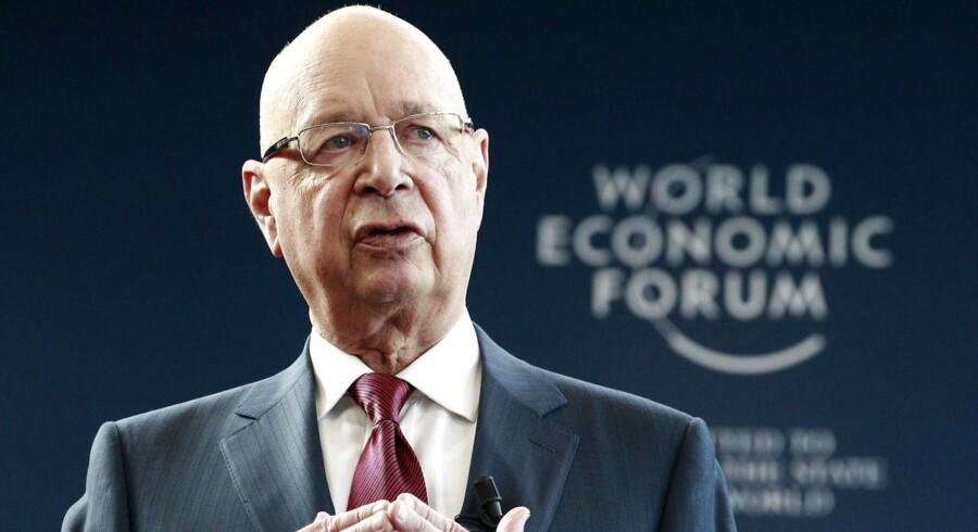 I hovedkvarteret i Geneve er Klaus Schwab og hans nærmeste godt klar over, at World Economic forum nødvendigvis skal rustes til at kunne leve videre den dag, hvor han ikke selv kan stå i spidsen.