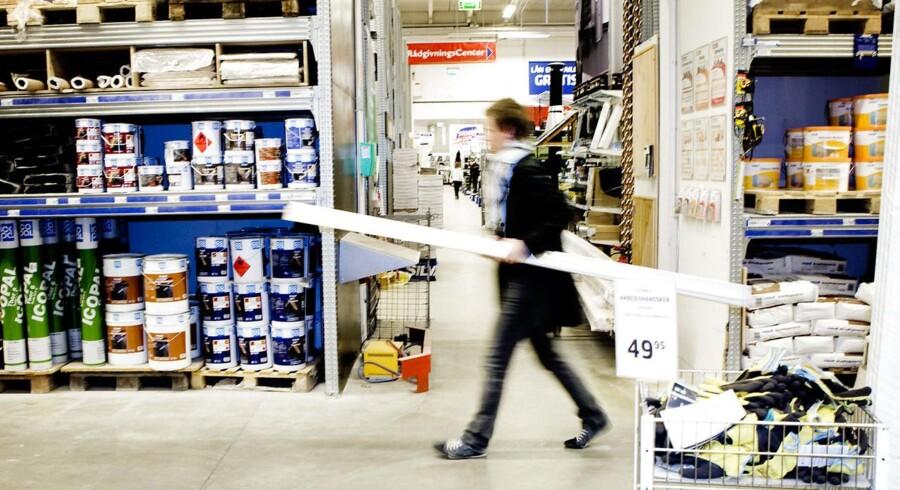 Den danske byggemarkedskoncern DT Group vil være blandt Europas største.