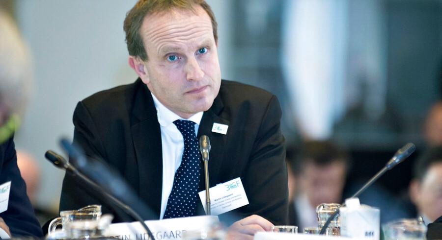 Martin Lidegaard (R) bliver udenrigsminister.
