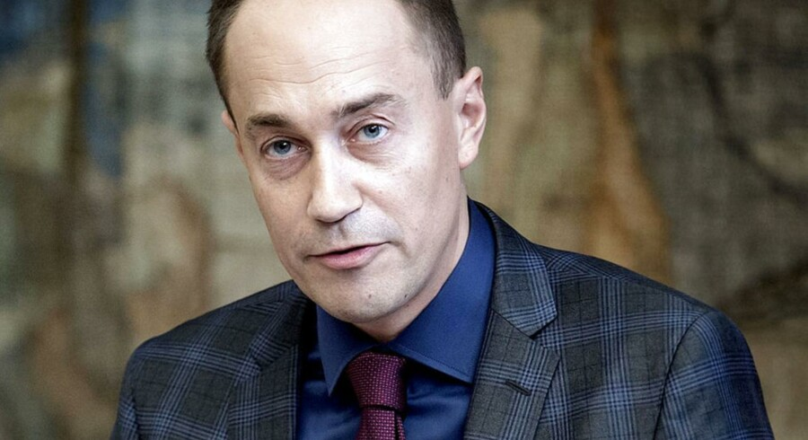 Magnus Heunicke bliver ny transportminister.