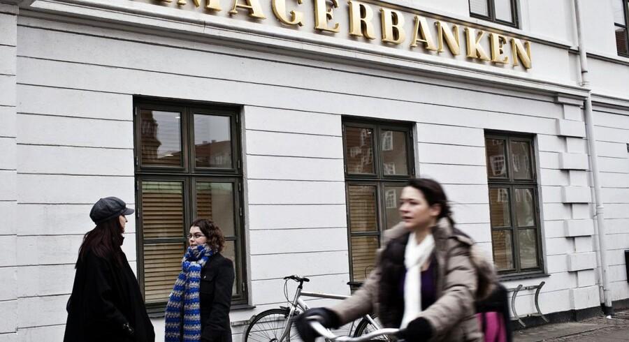 Staten har indtil videre haft et overskud på over 11 milliarder kroner på de forskellige bankpakker på trods af dyre krak i for eksempel Amagerbanken.