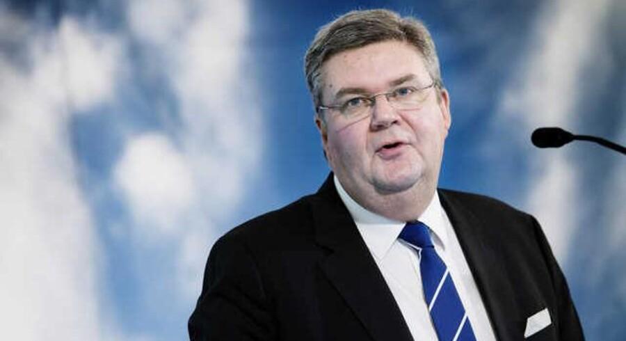 Vestas' administrerende direktør Anders Runevad befinder sig på ugens liste over op- og nedture i dansk erhvervsliv. Se hvor nedenfor.