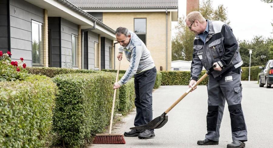 Selv om ledigheden falder, forsikrer danskerne sig i højere grad mod arbejdsløshed.