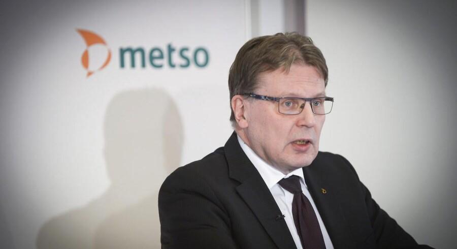 Matti Kahkonen, CEO, Metso Corporation