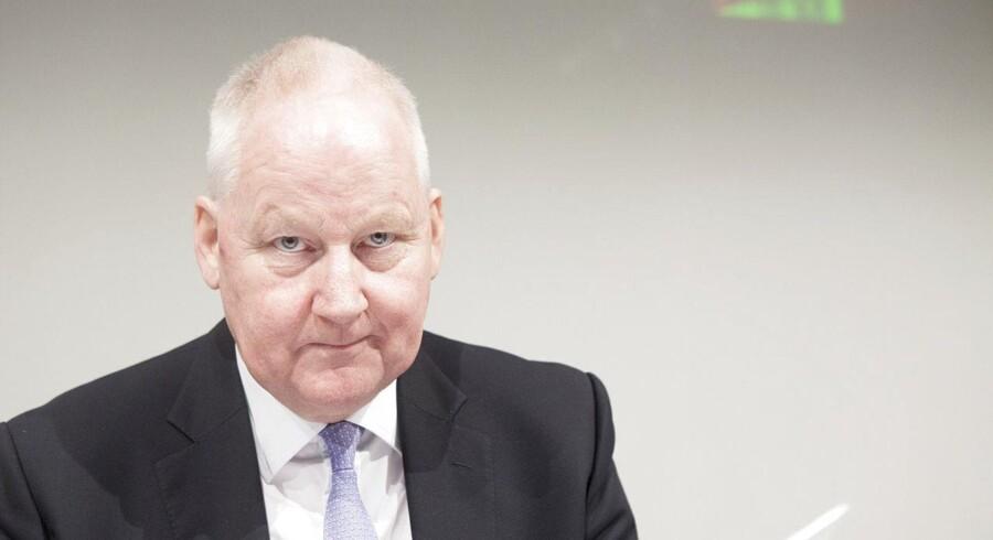 Bestyrelsesformand i Mols-Linien, Frantz Palludan, har afvist at give rigmanden Henrik Lind indsigt i rederiets nøgletal.