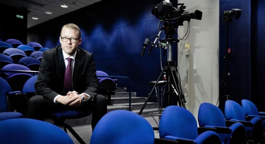 Jakob Riis er direktør for global marketing i Novo Nordisk og dermed manden i centrum for lancering af nye produkter.