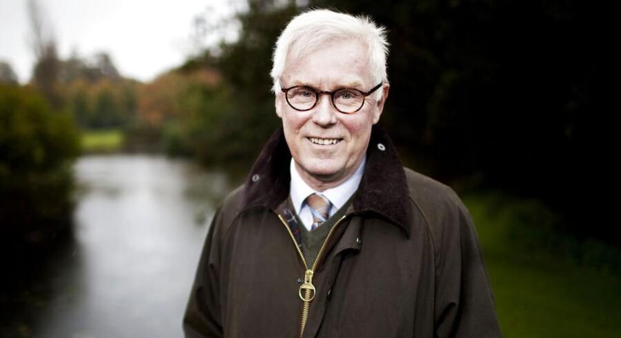 Alf Duch-Pedersen kan se frem til at nyde sit otium, efter at G4S i dag har udpeget hans efterfølger.