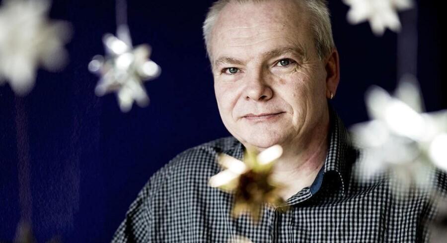 Efter tre måneders slagsmål med YouSee fik Palle Staffeldt lovning på, at han ville få sine penge tilbage – men de var endnu ikke løbet ind på kontoen op til jul. Foto: Søren Bidstrup.