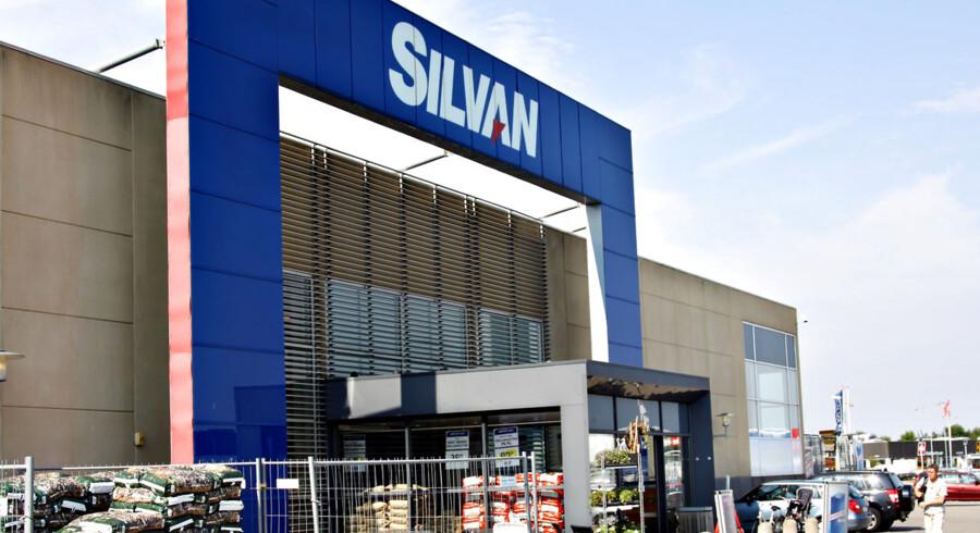 Silvan byggemarked.