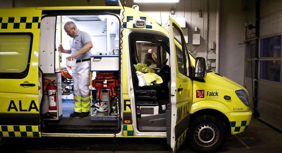 1. september overtager Bios ambulancekørslen i Syddanmark fra Falck, men selskabet mangler stadig at ansætte 200 reddere for at nå op på de 558 fuldtidsstillinger, som ifølge regionen vil være ideelt. Bios har ellers forsøgt at hverve reddere fra både ind- og udland.
