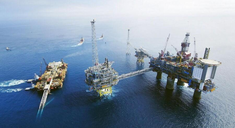 Statoil i Nordsøen